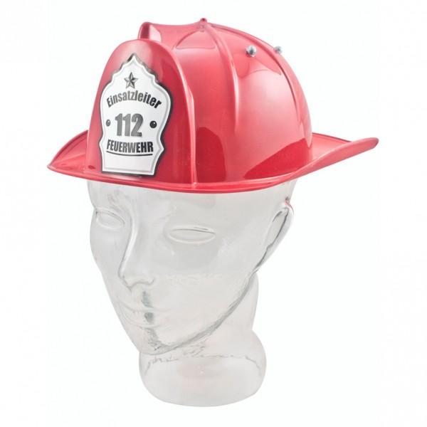 Feuerwehrhelm deutsch